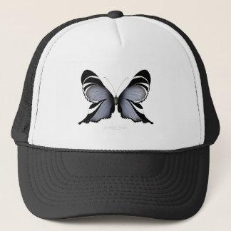 Blue Butterfly 3 Sulawesi Woodtree Trucker Hat