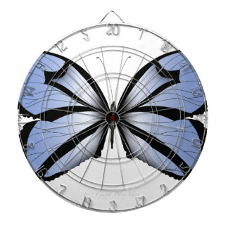 Blue Butterfly 5 Giant Blue Vane Dartboard