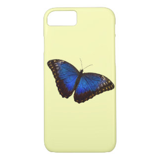 Blue Butterfly Case-Mate iPhone Case