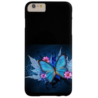 Blue Butterfly IPhone 6/6s Case