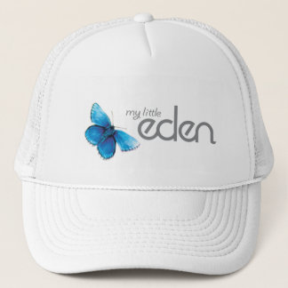Blue butterfly my little eden hat