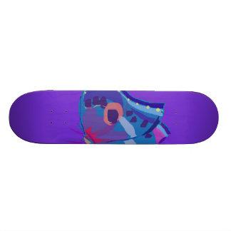 Blue Butterfly Skateboards