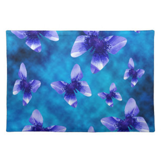 Blue Butterfly Summer. Placemat