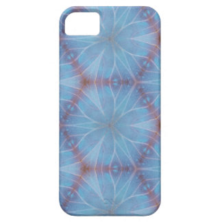 Blue Butterfly Wing Caleidoscopic iPhone 5 Cover