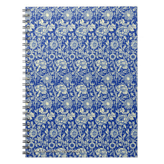 Blue Calico Notebooks