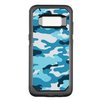 Blue Camouflage OtterBox Samsung Galaxy S8 Case