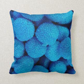 Blue Candy Pillow