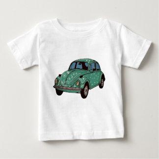 Blue Car Fine Jersey T-Shirt