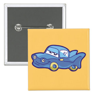 Blue Car Tshirts and Gifts Button