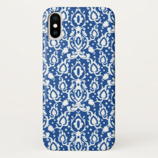 Blue Casbah Moroccan Chic iPhone X Case