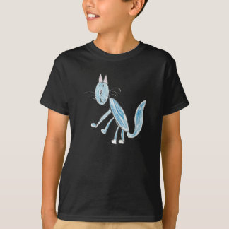 Blue Cat Shirts