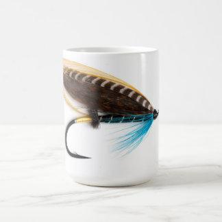 Blue Charm Salmon Fly Mug