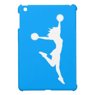 Blue Cheer Silhouette iPad Mini Case