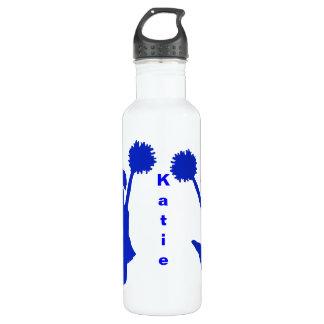 Blue Cheerleader Custom