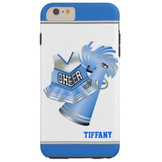 Blue Cheerleader Custom iPhone 6 Plus Case