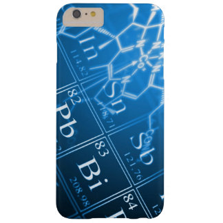Blue chemistry barely there iPhone 6 plus case