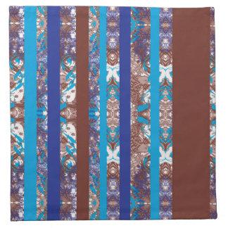 blue chestnut napkin