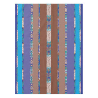 blue chestnut tablecloth