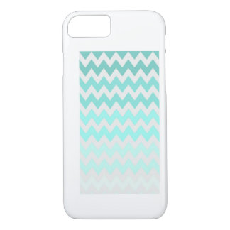 Blue Chevron iPhone 7 case, 5c & 5 case