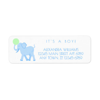 Blue Circus   Baby Boy Adorable Personalize It