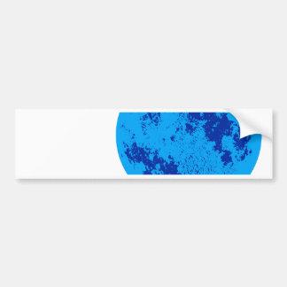 Blue City Bumper Sticker