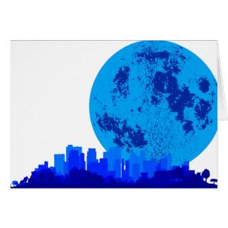 Blue City Card