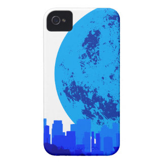 Blue City iPhone 4 Covers