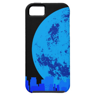 Blue CIty iPhone 5 Case