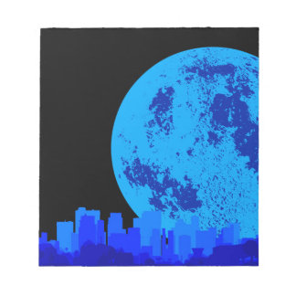 Blue CIty Notepad