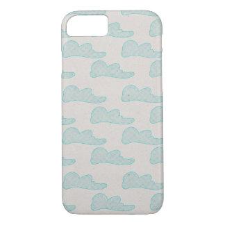 Blue Clouds iPhone 8/7 Case