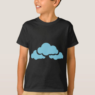 Blue Clouds T-Shirt