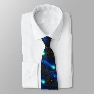 Blue Comet Tie