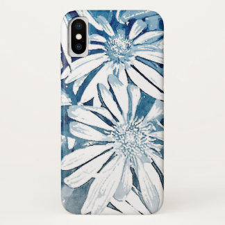 Blue Coneflower Phone Case