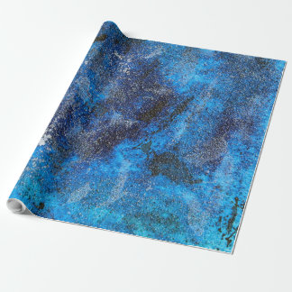 Blue Cosmos #1 Wrapping Paper