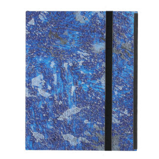 Blue Cosmos #2 iPad Cover