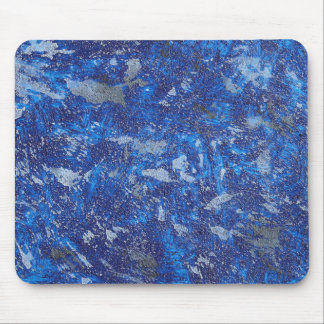 Blue Cosmos #2 Mouse Pad