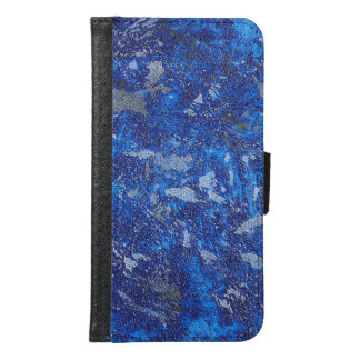Blue Cosmos #2 Samsung Galaxy S6 Wallet Case