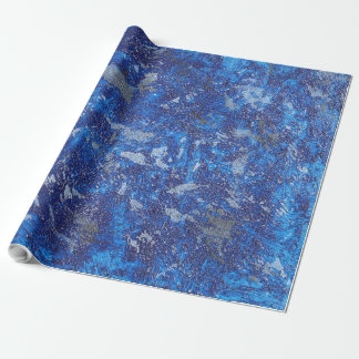 Blue Cosmos #2 Wrapping Paper
