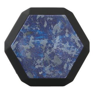 Blue Cosmos #3 Black Bluetooth Speaker