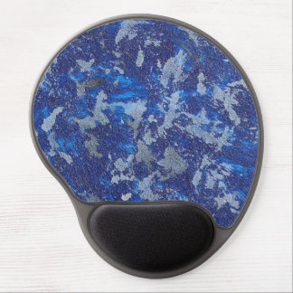 Blue Cosmos #3 Gel Mouse Pad