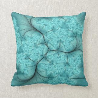 Blue Cotton Candy Pillow