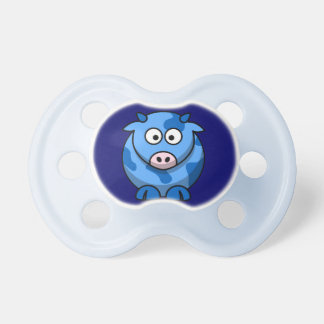 Blue Cow Unique Baby Pacifier