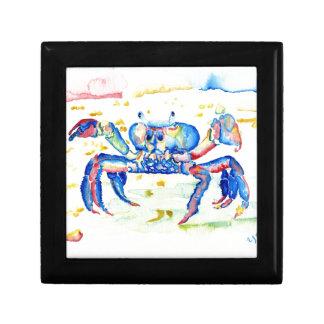 Blue Crab Gift Box