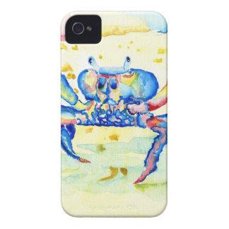 Blue Crab iPhone 4 Case-Mate Cases