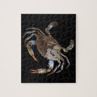 Blue Crab Jigsaw Puzzle