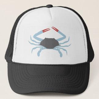 Blue Crab Trucker Hat