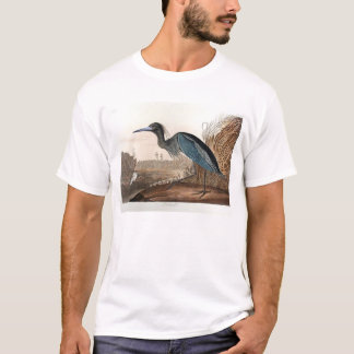 Blue Crane or Heron T-Shirt