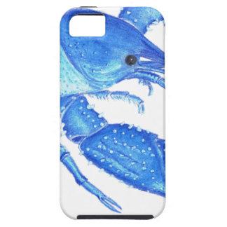 Blue Crawfish iPhone 5 Case