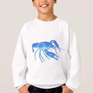Blue Crawfish Sweatshirt