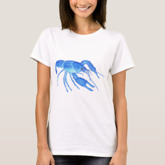Blue Crawfish T-Shirt